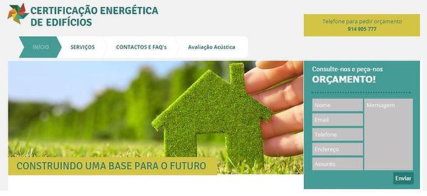 Certificados energéticos de edifícios