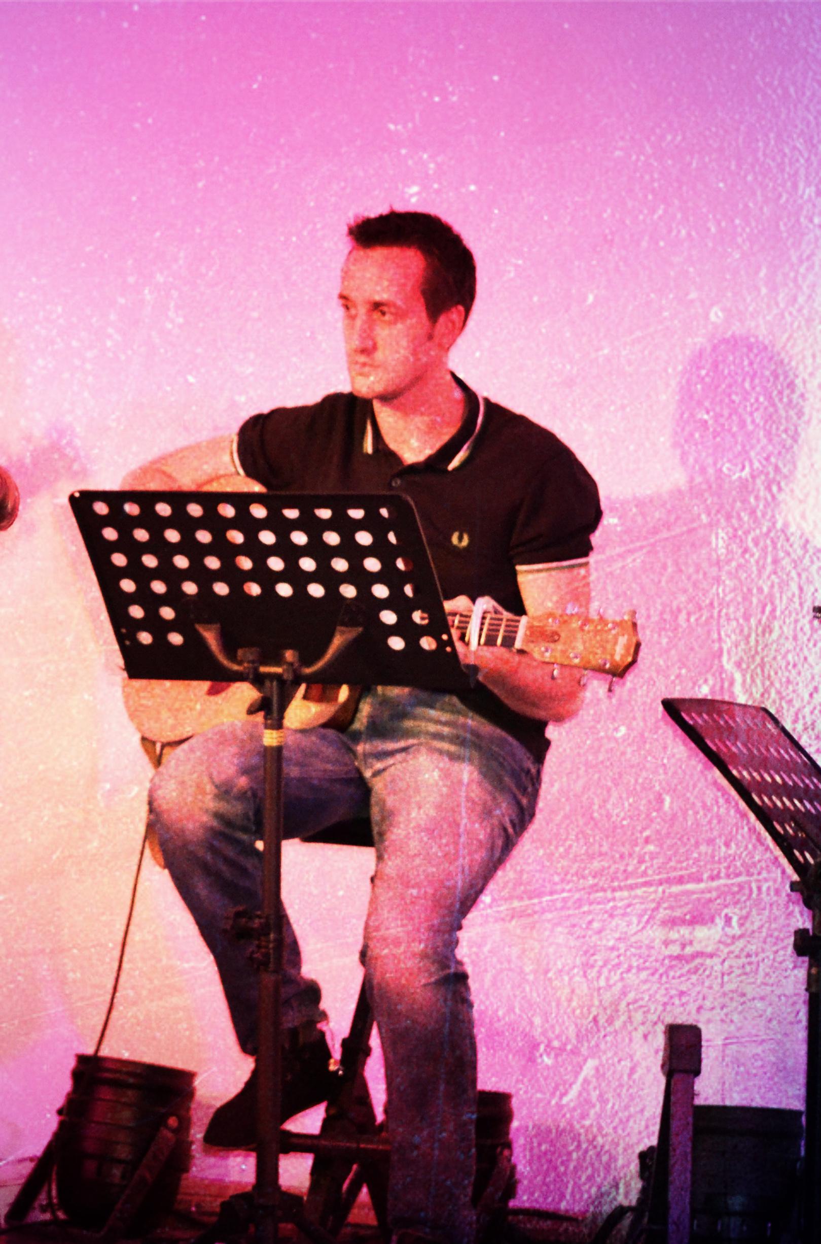 Matthieu - Concert La Ciotat