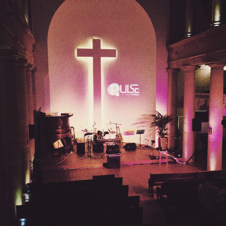 Concert Pulse Marseille