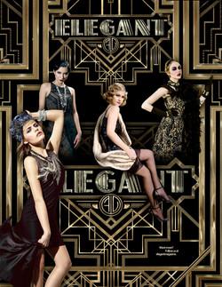Editorial for Elegant Magazine