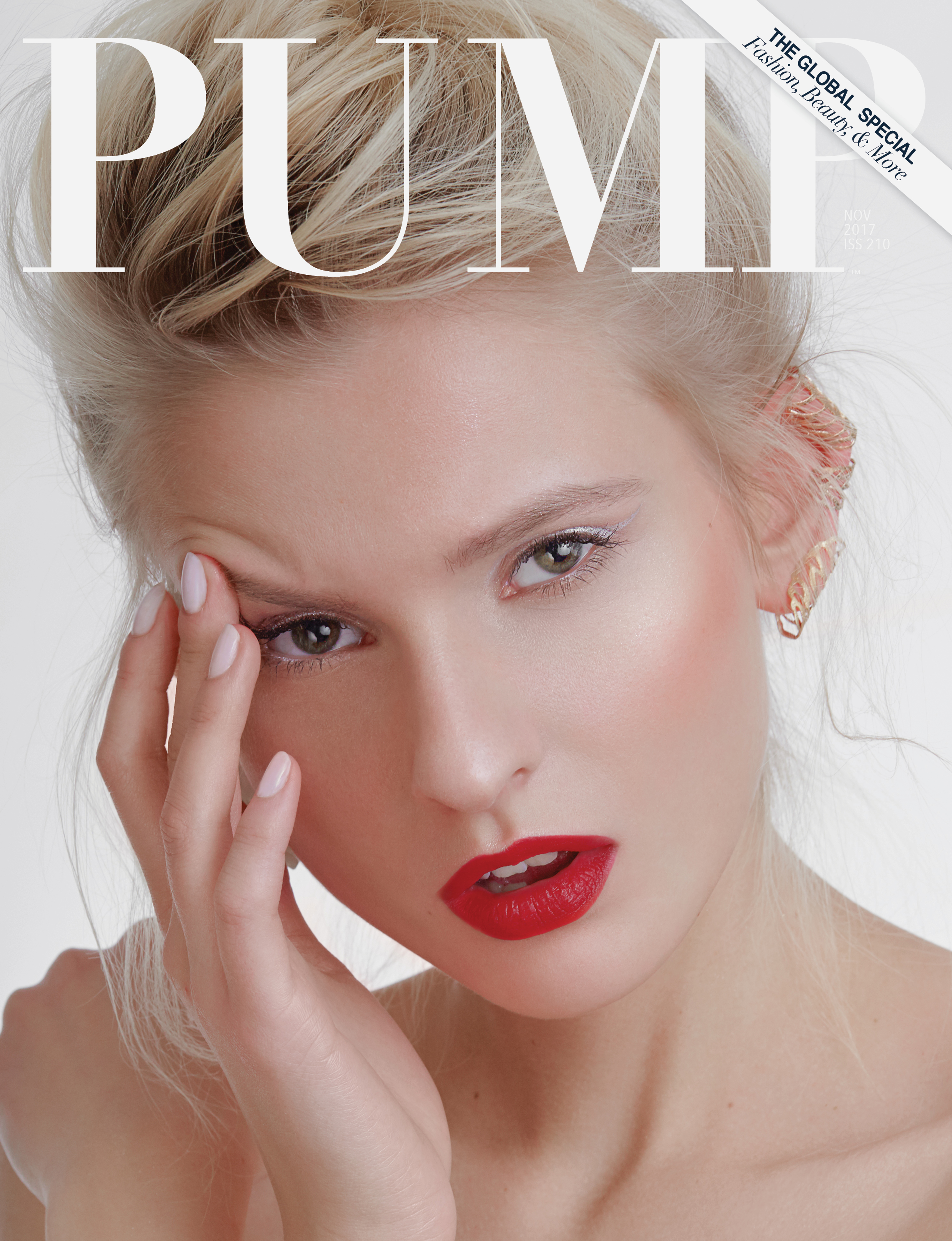 PUMP Magazine Beauty Edition Vol. 1