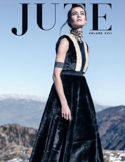 Cover story for Jute Magazine