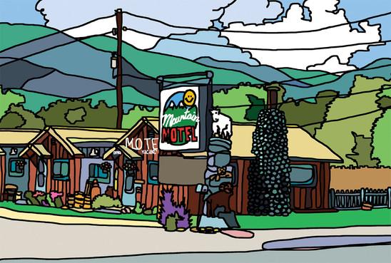 Salida, CO Postcard