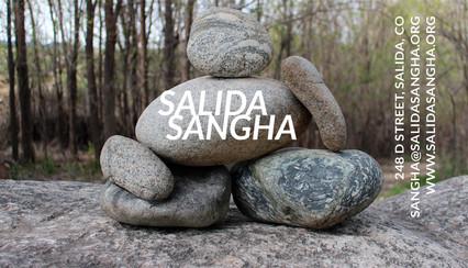 Salida Sangha Business Card