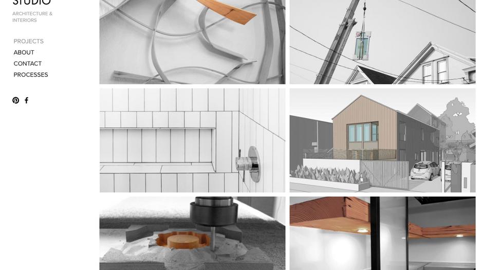 Lejarraga Studio Website