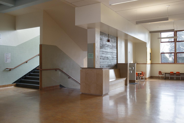 Sankofa Academy Interior