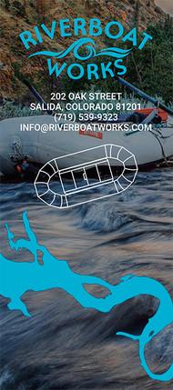Riverboat Works Postcard