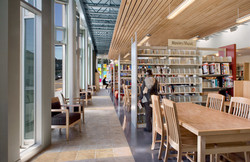Portola Branch Library Interior