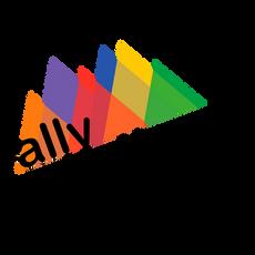 Sticker for LGBTQ Ally Trainings