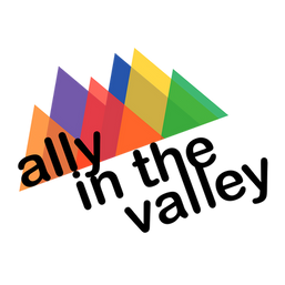 Sticker for LGBTQ Ally Trainings