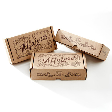 Wooden Table Baking Co. Packaging