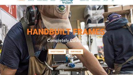 Riverboat Works Website