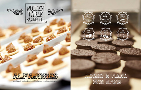 Wooden Table Baking Co. Sales Sheet