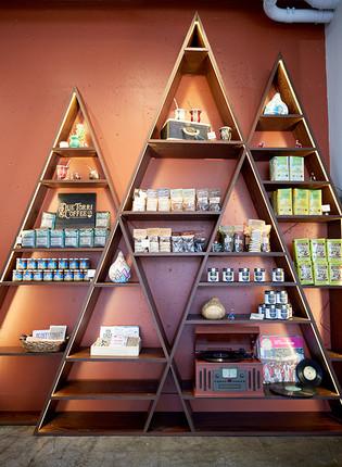 Original Mountain Shelf Design