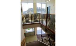 Webster Elementary Interior Stair