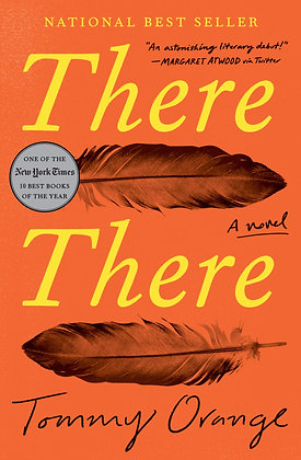 There There by Tommy Orange (Paperback)