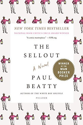 The Sellout by Paul Beatty (Paperback)