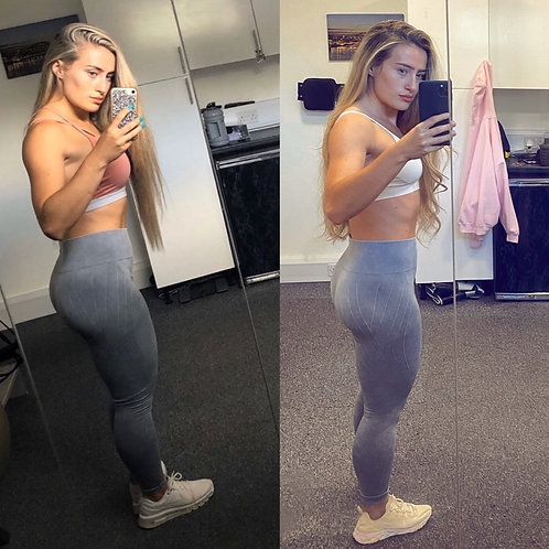 8 Week Personalised Workout and Nutrition Plan