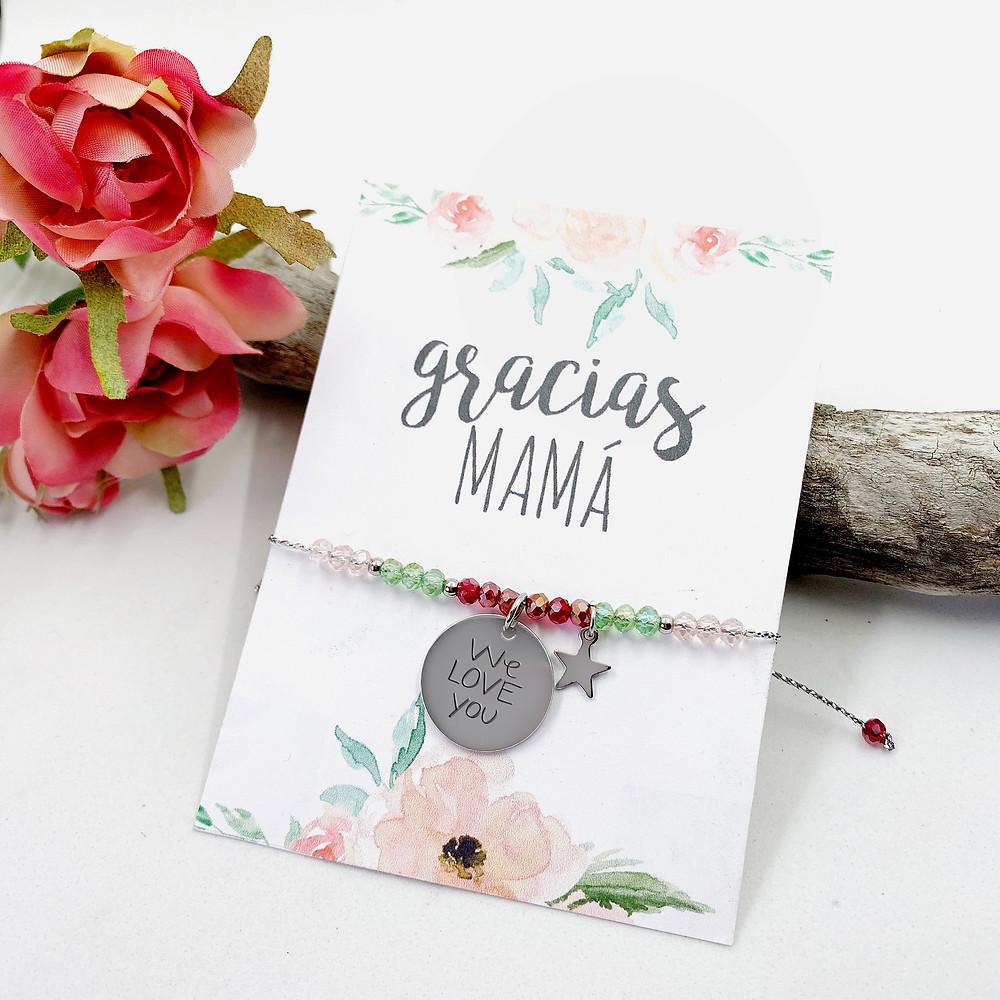 pulsera personalizada dia de la madre osmit joyas