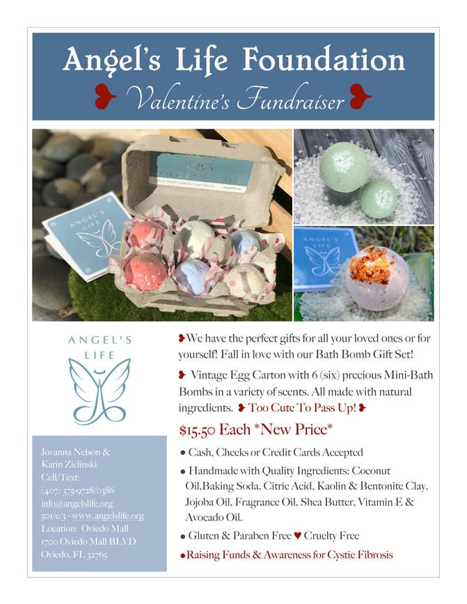Cystic Fibrosis Valentine's Fundraiser