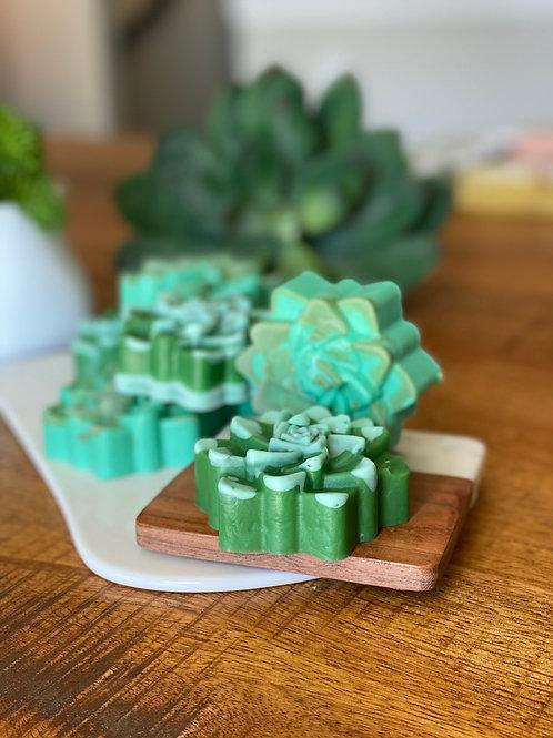 Lush Succulent Guest Soap