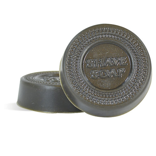 Clay & Basil Shave Soap Bar