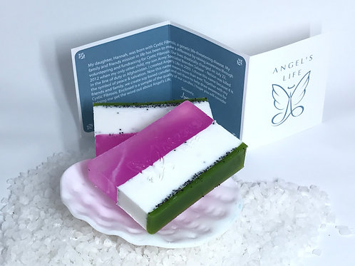 Bar of Soap - Dragon Fruit