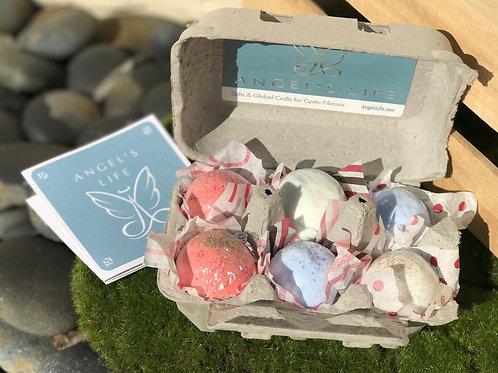 Bath Bomb - Vintage Egg Crate
