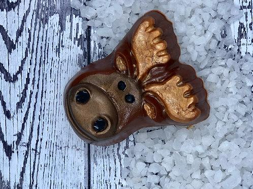 Nutty Moose Soap