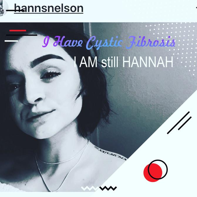 I AM STILL HANNAH