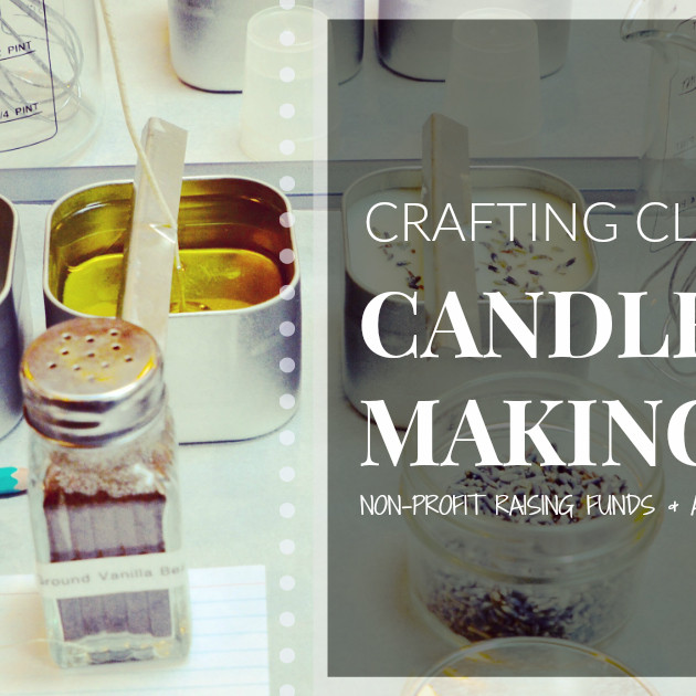 Candle Making Class
