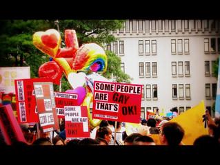 PHOTO追加:2012LGBTデモ行進