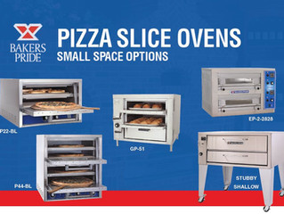 Bakers Pride | Pizza Oven | Small Space
