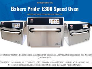 Bakers Pride Speed Oven