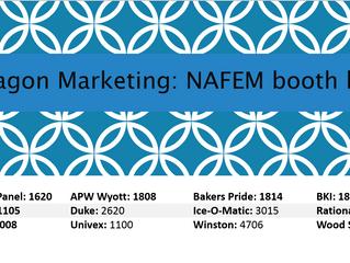 2015 NAFEM: Booth List