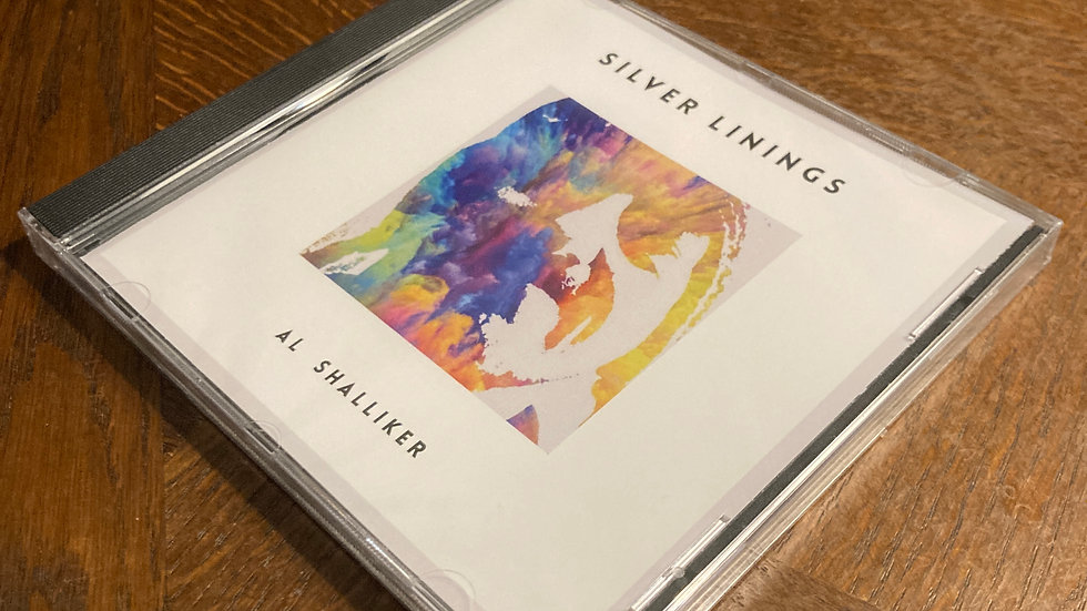 Silver Linings compact disc (CD)
