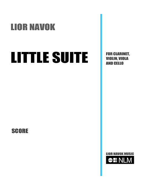 Little Suite [PDF download)