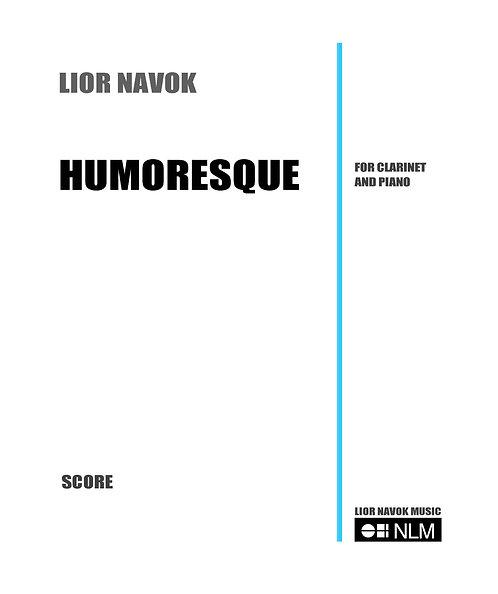 Humoresque [Hard Copy]