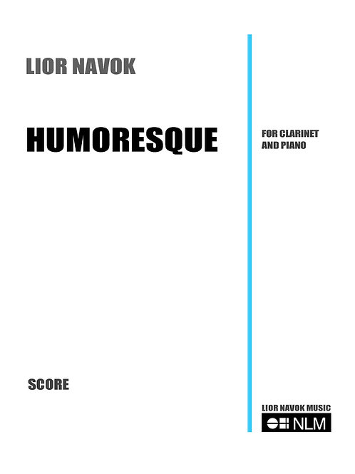 Humoresque [Hard Copy]