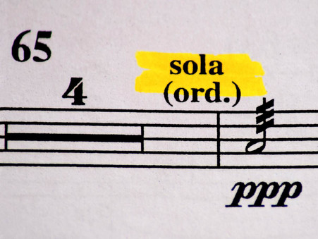 Three New Compositions