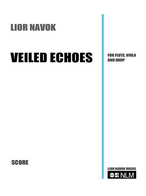 Veiled Echoes [Hard Copy]