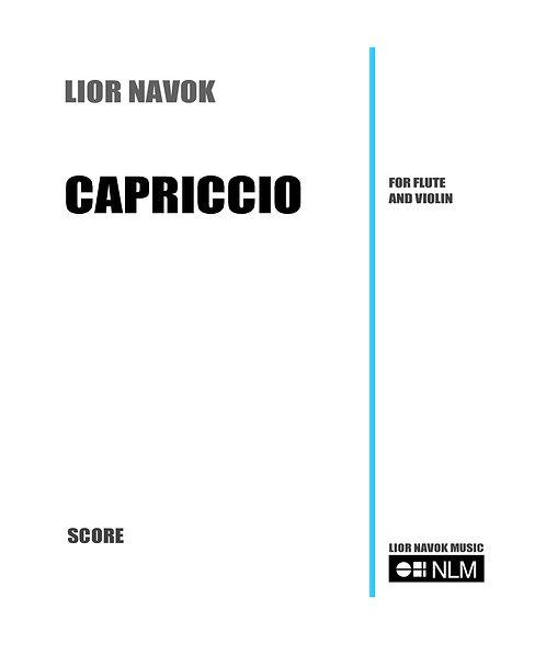 Capriccio [Hard Copy]
