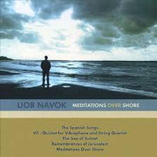 Meditations Over Shore [CD]