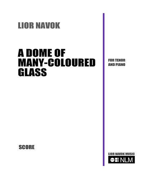 A Dome of Many-Coloured Glass [PDF download]