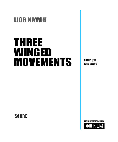 Three Winged Movements [Hard Copy]