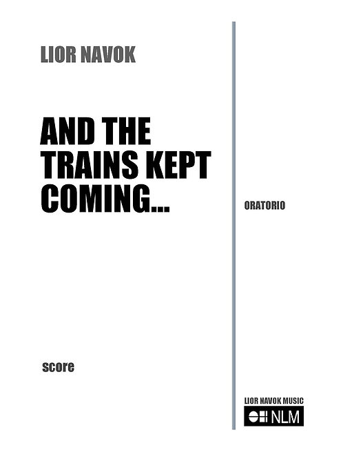And The Trains Kept Coming... [Hard Copy]