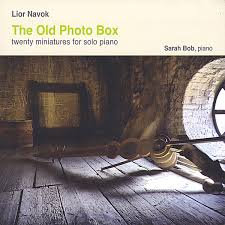 The Old Photo Box [CD]