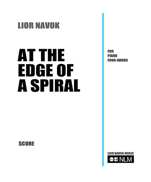 At the Edge of a Spiral [Hard Copy]