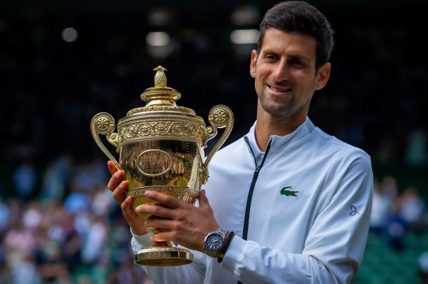 Novak Djokovic Meditation Yoga And Veganism Helped Shape My Success