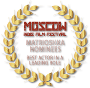 Moscow Indie FF - Best Actor Nominee.png